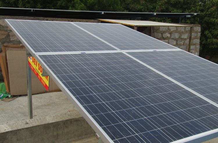 Solar Panel Methods